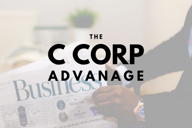 The Advantage a C Corporation Holds for Parma Businesses