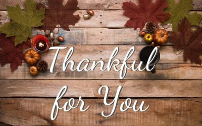 Happy Thanksgiving 2019 from Trent Accounting to you and yours